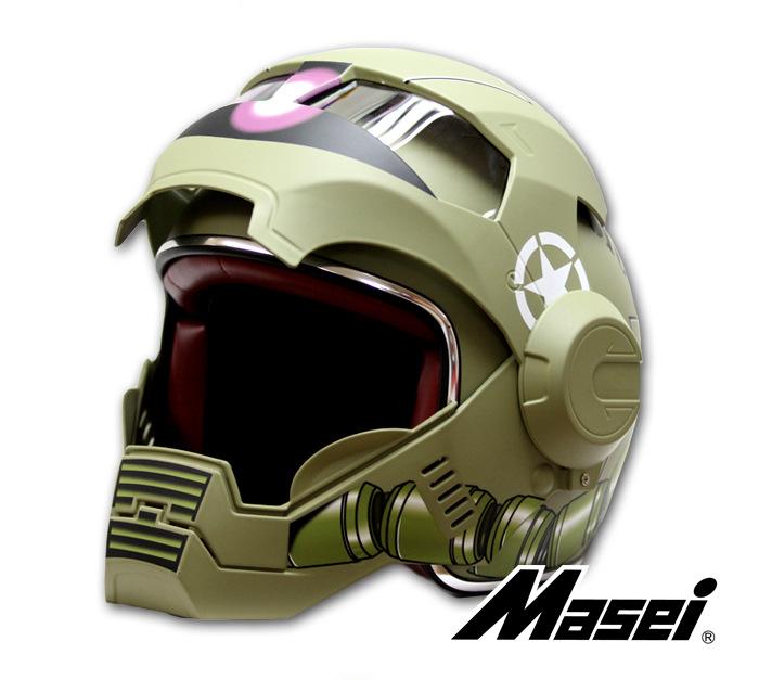 Marvel Legends Iron Man Racing motorcycle helmet 3 | JDM