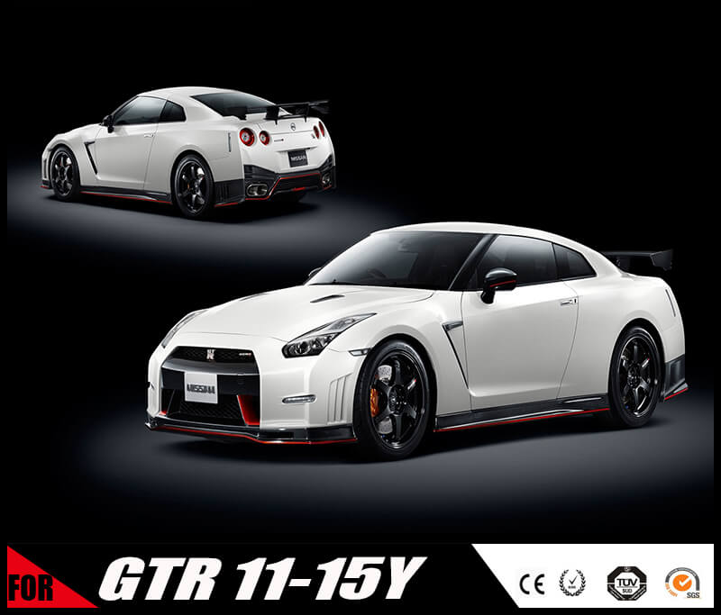 nissan nismo carbon fiber r35 gtr body kits for gtr r35 with car spoiler jdm autopart sport. Black Bedroom Furniture Sets. Home Design Ideas