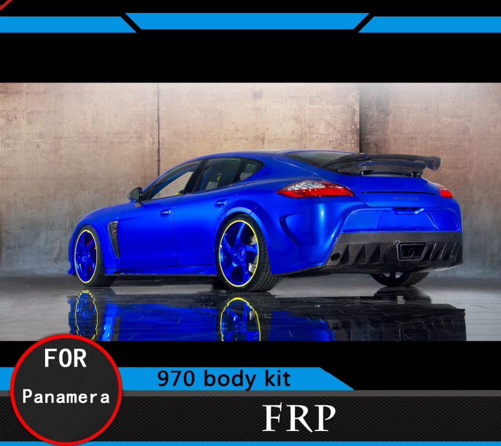 Porsche Panamera Mansory Style Body Kit Kits