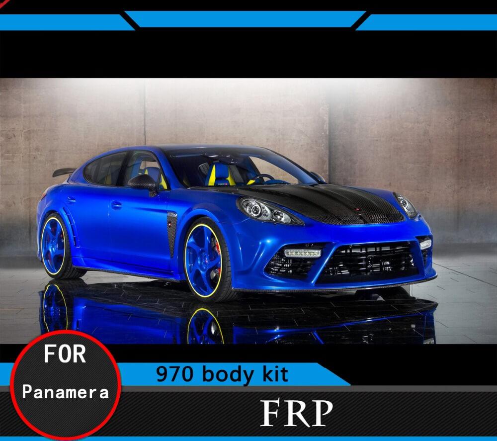 Porsche Panamera Mansory Style Body Kit Kits Jdm