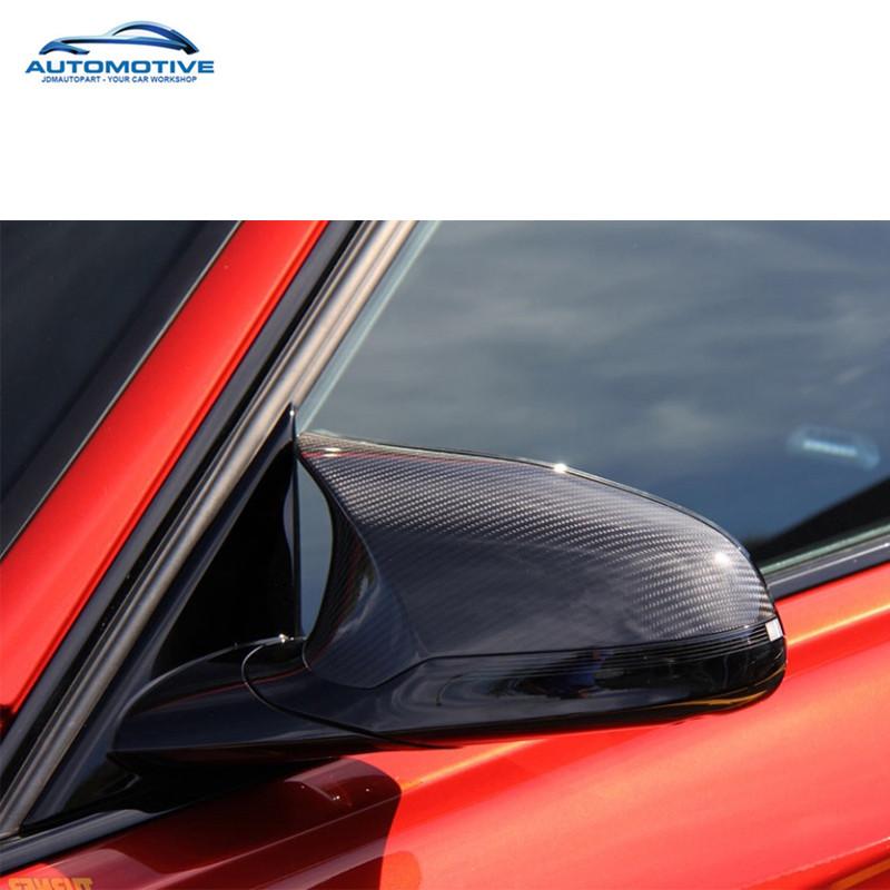 Bmw M3 M4 F80 F82 F83 Real Carbon Fiber Mirror Cover