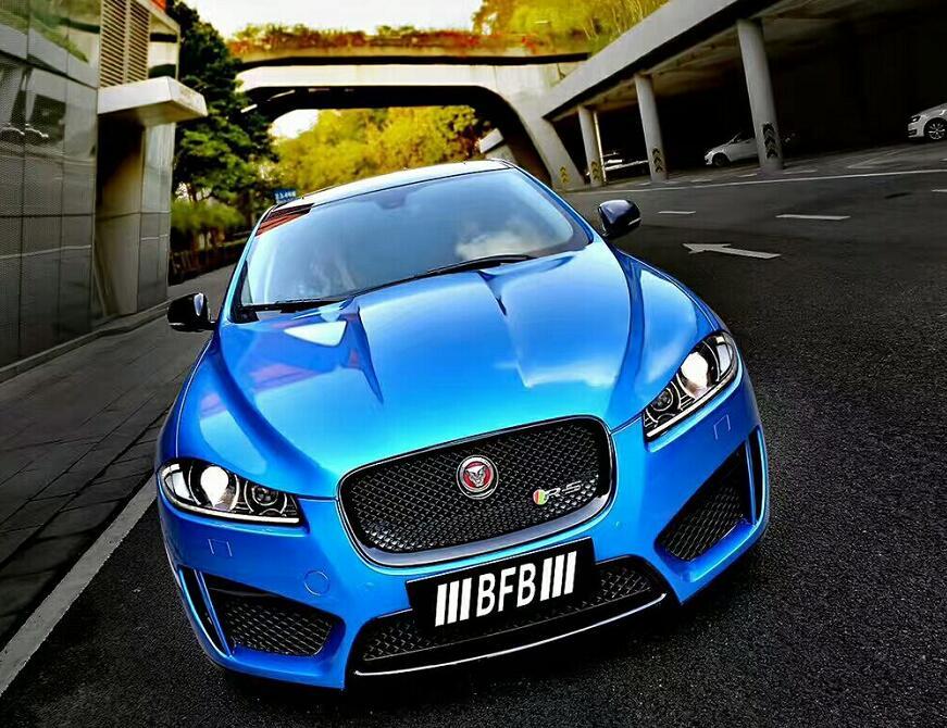 Can Light Conversion Kit >> Jaguar XF body kit conversion to RS style 2011-2015 | JDM AUTOPART Sport car carbon fiber body ...
